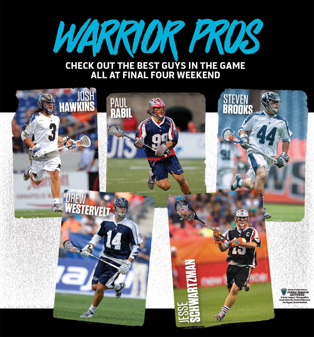 Meet the Warrior Pros